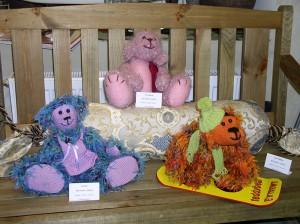 """Мишки Тедди Гузель Костына 9 лет назад. Выставка мишек Тедди """"Теддимания"""" - 2004. Фото 7."""