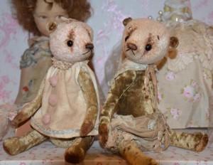 Мишки Тедди. Зарубежные выставки. Хертогенбос. Фото 12.