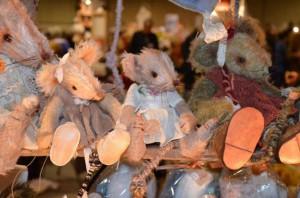 Мишки Тедди. Зарубежные выставки. Хертогенбос. Фото 18.