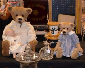 Мишки Тедди. Зарубежные выставки. Хертогенбос. Фото 21.