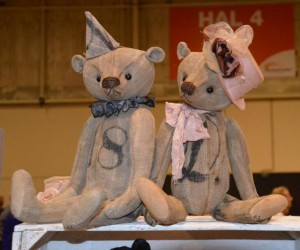Мишки Тедди. Зарубежные выставки. Хертогенбос. Фото 27.