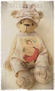 Мишки Тедди. Зарубежный автор. Выпуск №  55. Фото 20.