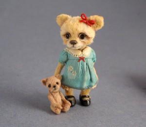 Мишки Тедди. Зарубежный автор. Выпуск №  56. Фото 2.