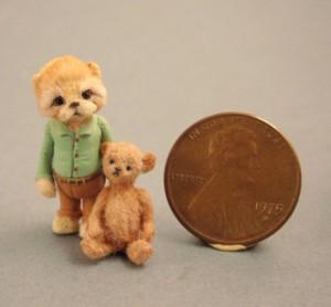 Мишки Тедди. Зарубежный автор. Выпуск №  56. Фото 4.