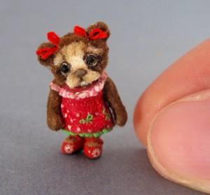Мишки Тедди. Зарубежный автор. Выпуск №  56. Фото 5.