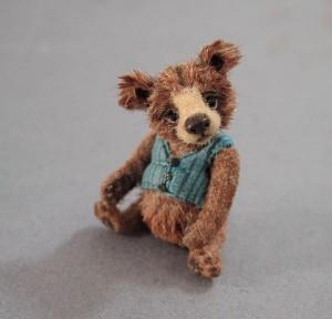 Мишки Тедди. Зарубежный автор. Выпуск №  56. Фото 7.