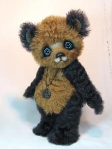 Мишки Тедди. Зарубежный автор. Выпуск №  57. Фото 10.