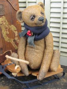 Мишки Тедди. Зарубежный автор. Выпуск №  58. Фото 8.