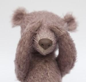 """Мишки Тедди. Мастер-класс """"Лепим нос для мишки Тедди"""". Фото 10."""