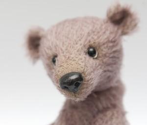 """Мишки Тедди. Мастер-класс """"Лепим нос для мишки Тедди"""". Фото 13."""