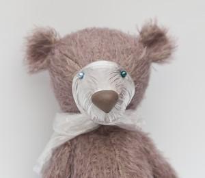 """Мишки Тедди. Мастер-класс """"Лепим нос для мишки Тедди"""". Фото 3."""