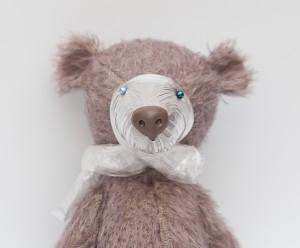 """Мишки Тедди. Мастер-класс """"Лепим нос для мишки Тедди"""". Фото 4."""