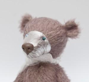 """Мишки Тедди. Мастер-класс """"Лепим нос для мишки Тедди"""". Фото 5."""