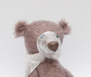 """Мишки Тедди. Мастер-класс """"Лепим нос для мишки Тедди"""". Фото 6."""