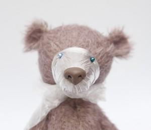 """Мишки Тедди. Мастер-класс """"Лепим нос для мишки Тедди"""". Фото 7."""