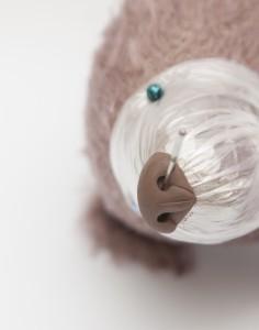 """Мишки Тедди. Мастер-класс """"Лепим нос для мишки Тедди"""". Фото 8."""