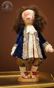 """Мишки Тедди. Выставка """"Искусство куклы"""" - 2013. Фото 10."""
