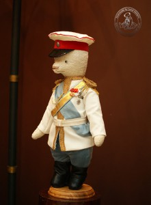 """Мишки Тедди. Выставка """"Искусство куклы"""" - 2013. Фото 11."""