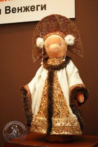 """Мишки Тедди. Выставка """"Искусство куклы"""" - 2013. Фото 12."""