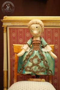 """Мишки Тедди. Выставка """"Искусство куклы"""" - 2013. Фото 14."""