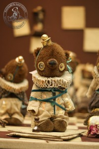 """Мишки Тедди. Выставка """"Искусство куклы"""" - 2013. Фото 17."""