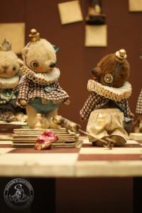 """Мишки Тедди. Выставка """"Искусство куклы"""" - 2013. Фото 18."""