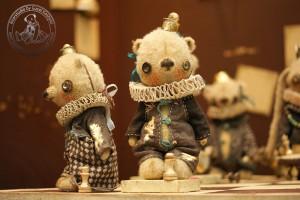 """Мишки Тедди. Выставка """"Искусство куклы"""" - 2013. Фото 19."""