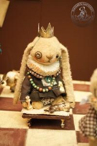 """Мишки Тедди. Выставка """"Искусство куклы"""" - 2013. Фото 20."""