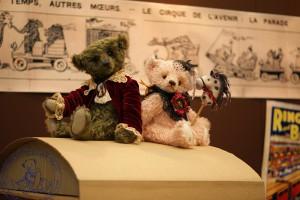 """Мишки Тедди. Выставка """"Искусство куклы"""" - 2013. Фото 24."""