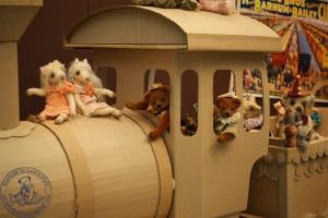 """Мишки Тедди. Выставка """"Искусство куклы"""" - 2013. Фото 25."""