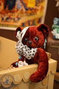 """Мишки Тедди. Выставка """"Искусство куклы"""" - 2013. Фото 27."""