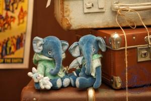 """Мишки Тедди. Выставка """"Искусство куклы"""" - 2013. Фото 28."""