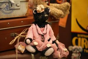 """Мишки Тедди. Выставка """"Искусство куклы"""" - 2013. Фото 29."""