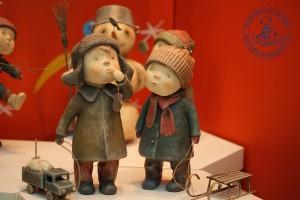 """Мишки Тедди. Выставка """"Искусство куклы"""" - 2013. Фото 3."""