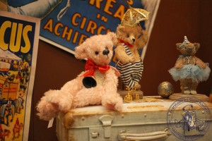 """Мишки Тедди. Выставка """"Искусство куклы"""" - 2013. Фото 30."""