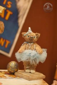 """Мишки Тедди. Выставка """"Искусство куклы"""" - 2013. Фото 31."""