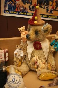 """Мишки Тедди. Выставка """"Искусство куклы"""" - 2013. Фото 32."""