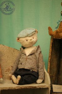 """Мишки Тедди. Выставка """"Искусство куклы"""" - 2013. Фото 39."""