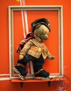 """Мишки Тедди. Выставка """"Искусство куклы"""" - 2013. Фото 4."""