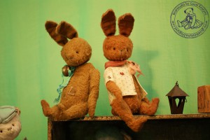 """Мишки Тедди. Выставка """"Искусство куклы"""" - 2013. Фото 40."""