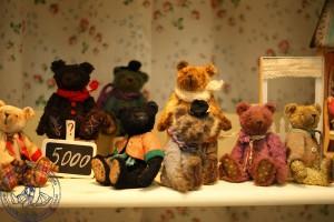 """Мишки Тедди. Выставка """"Искусство куклы"""" - 2013. Фото 42."""