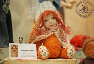 """Мишки Тедди. Выставка """"Искусство куклы"""" - 2013. Фото 43."""