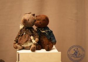 """Мишки Тедди. Выставка """"Искусство куклы"""" - 2013. Фото 44."""
