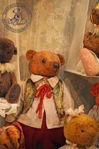 """Мишки Тедди. Выставка """"Искусство куклы"""" - 2013. Фото 47."""
