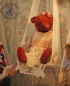 """Мишки Тедди. Выставка """"Искусство куклы"""" - 2013. Фото 48."""