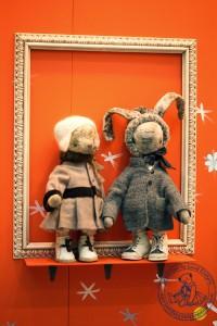 """Мишки Тедди. Выставка """"Искусство куклы"""" - 2013. Фото 5."""