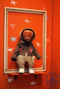 """Мишки Тедди. Выставка """"Искусство куклы"""" - 2013. Фото 6."""