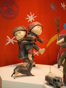 """Мишки Тедди. Выставка """"Искусство куклы"""" - 2013. Фото 7."""