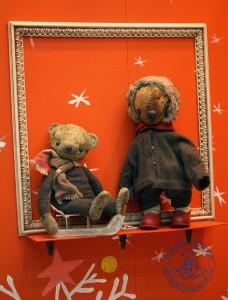 """Мишки Тедди. Выставка """"Искусство куклы"""" - 2013. Фото 8."""