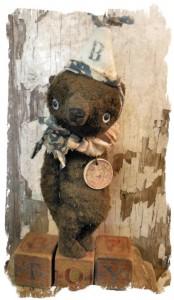 Мишки Тедди. Зарубежный автор. Выпуск №  61. Фото 13.